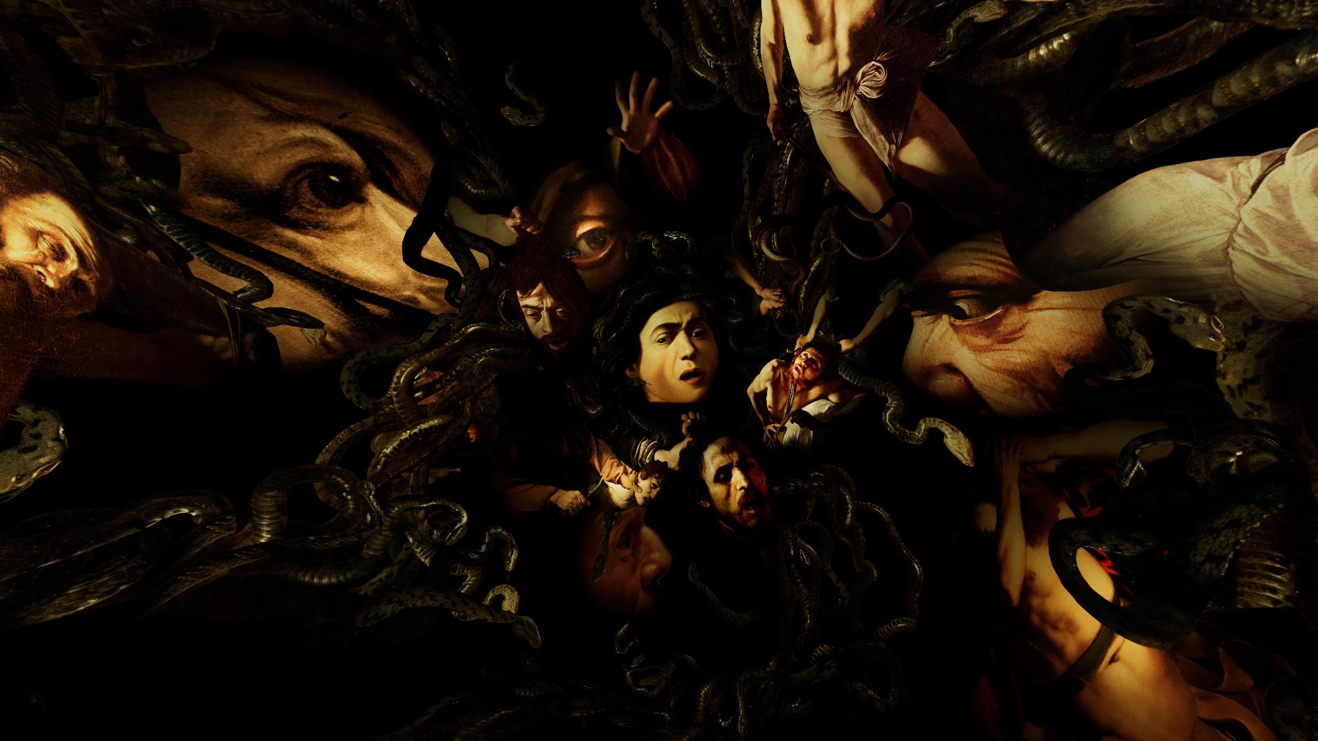 Caravaggio in Tenebris